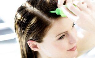 Hair oil treatment – step by step